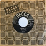 Rex Allen With The Nashville Dixielanders - Jambalaya / Two-Faced Clock
