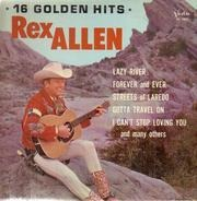Rex Allen - Rex Allen Sings 16 Favorite Songs