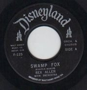 Rex Allen - Swamp Fox / Bronco Boogie