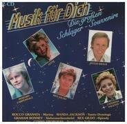 Rex Gildo / Bill Ramsey / Paul Kuhn a.o. - Musik für Dich - Die großen Schlager-Souvenirs