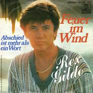 Rex Gildo - Feuer im Wind