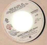 Rex Allen Jr. - Drink It Down Lady (Remix)