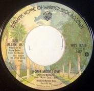 Rex Allen Jr. - Home-Made Love / Teardrops In My Heart