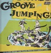 Sonny Terry, Mr. Bear, Tiny Kennedy, ... - Groove Jumping!