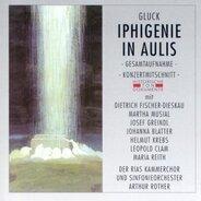 Gluck / Das Rias Kammerorchester und Sinfonieorchester Arthur Rother - Iphigenie in Aulis