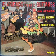 Ricardo Modrego , Paco De Lucía - Flamenco Pour 2 Guitares