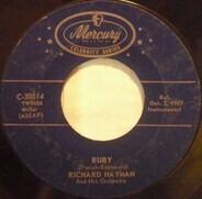 Richard Hayman And His Orchestra - Ruby / Dansero