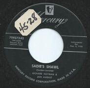 Richard Hayman & Jan August - Sadie's Shawl / Carnival In Rome