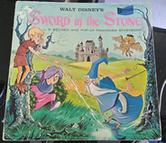 Walt Disney - Walt Disney Presents The Story Of The Sword In The Stone