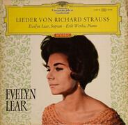 Richard Strauss - Evelyn Lear · Erik Werba - Lieder Von Richard Strauss