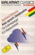 Richard Strauss - Also Sprach Zarathustra - Till Eulenspiegel - Ein Heldenleben