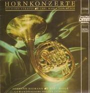 Richard Strauss / Carl Maria von Weber - Hornkonzerte