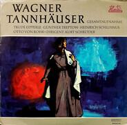 Richard Wagner - Tannhäuser (Gesamtaufnahme)