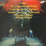 Richard Wagner - DER FLIEGENDE HOLLANDER