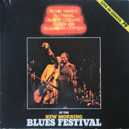 Richie Havens , Taj Mahal , Albert Collins And The Icebreakers , Queen Ida And The Bon Temps Zydeco - At The New Morning Blues Festival Live In Geneva 79