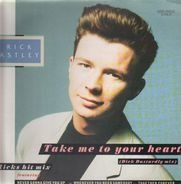 Rick Astley - Take Me To Your Heart (The Dick Dastardly Mix)