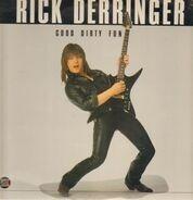 Rick Derringer - Good Dirty Fun