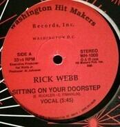 Rick Webb - Sitting On Your Doorstep