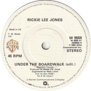 Rickie Lee Jones - Under The Boardwalk