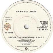Rickie Lee Jones - Under The Boardwalk