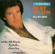 Ricky Nelson - All My Best