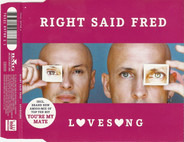 Right Said Fred - Lovesong