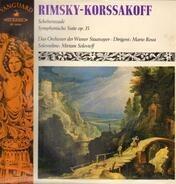 Rimsky-Korsakov - Scheherazade (Symphonische Suite Op. 35)