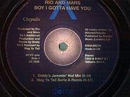 Rio & Mars - Boy I Gotta Have You