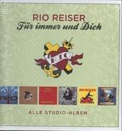 Rio Reiser - Für immer und Dich - Alle Studio-Alben
