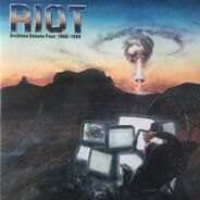 Riot - Archives Volume Four: 1988-1989