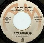 Rita Coolidge - Love Me Again