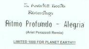 Ritmo Profundo - Alegria (Ariel Perazzoli Remix)