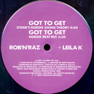Rob 'N' Raz - Got To Get Remixes
