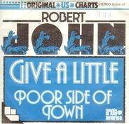 Robert John - Give A Little