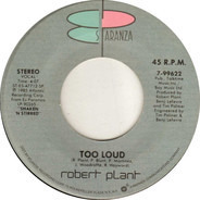 Robert Plant - Too Loud
