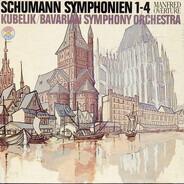 Robert Schumann - Berliner Philharmoniker , Rafael Kubelik - 4 Symphonien