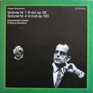 Schumann - Sinfonie Nr. 1 B-dur Op. 38 / Sinfonie Nr. 4 D-moll Op. 120