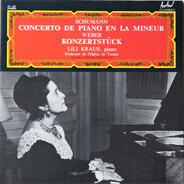 Schumann / Weber - Klavierkonzert / Konzertstück op.79