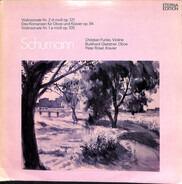 Schumann - Violionsonate Nr. 2 D-moll Op. 121 / Drei Romanzen Für Oboe Und Klavier Op. 94 / Violionsonate Nr.