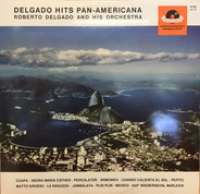 Roberto Delgado & His Orchestra - Delgado Hits Pan-Americana