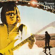 Robin Trower - Robin Trower Live!