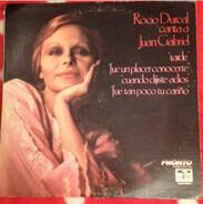 Rocío Dúrcal - Rocío Dúrcal Canta A Juan Gabriel