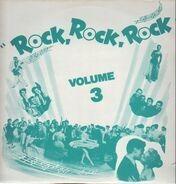 Johnny Sardo / Walter Brown a.o. - Rock, Rock, Rock Volume 3