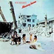 Rod Argent - Moving Home