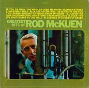 Rod McKuen - Greatest Hits Of Rod Mckuen