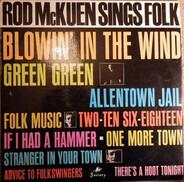 Rod McKuen With The Horizon Singers - Sings Folk