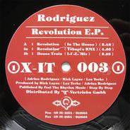 Rodriguez - Revolution E.P.