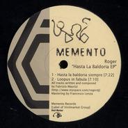 Roger - Hasta La Baldoria EP