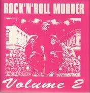Roger Smith, Johnny Edwards, Charlie Jester, u.a. - Rock'N'Roll Murder Volume 2