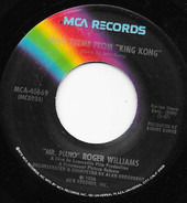 Roger Williams - Main Theme From 'King Kong' / Love Song